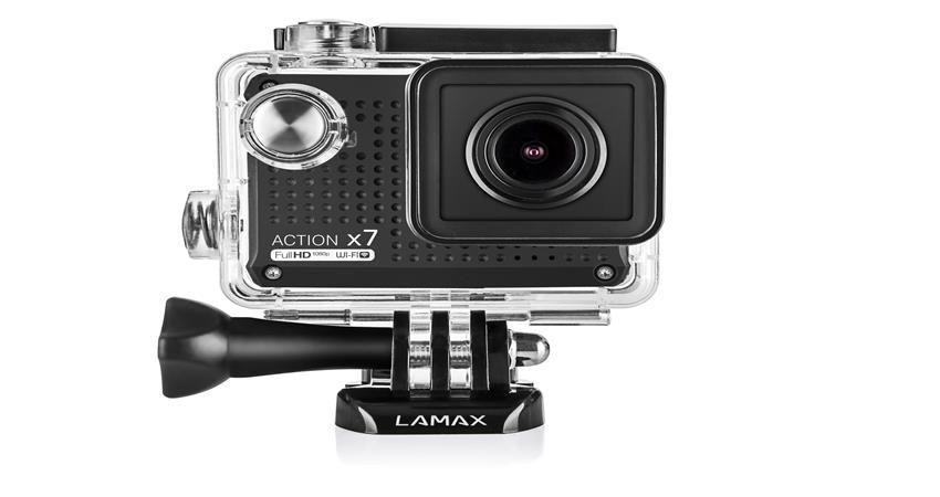 Lamax X7 Mira Akció, Sportkamera