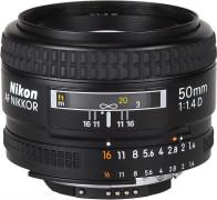 Nikon 50mm f:1.4 AF D