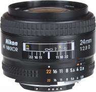 Nikon 24mm f:2.8 AF D