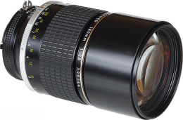 Nikon 180mm f:2.8 AI ED
