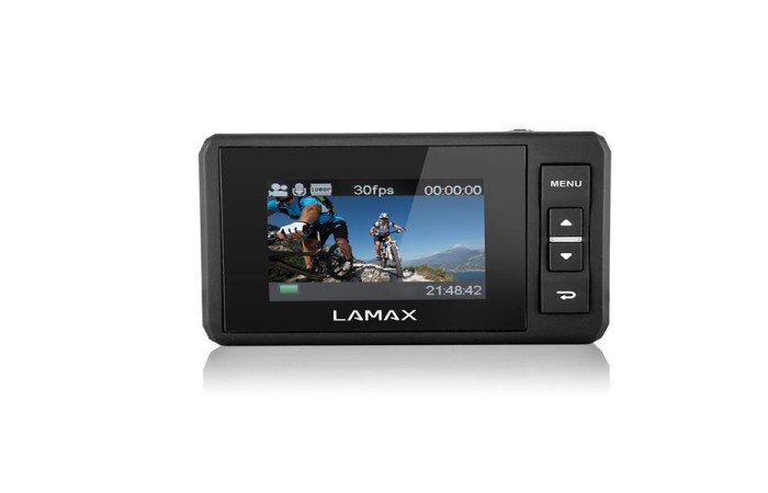 Akciókamera Sportkamera ; Lamax X7 Mira